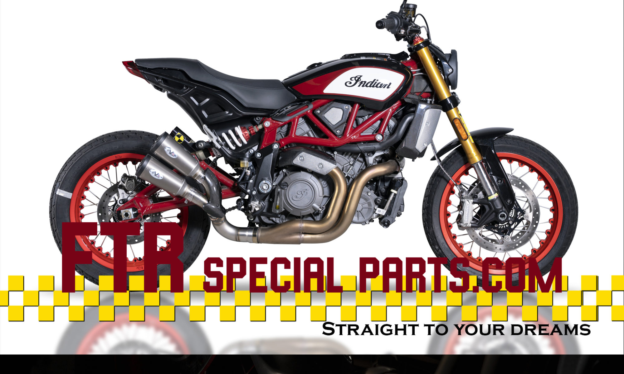 FTR Special Parts